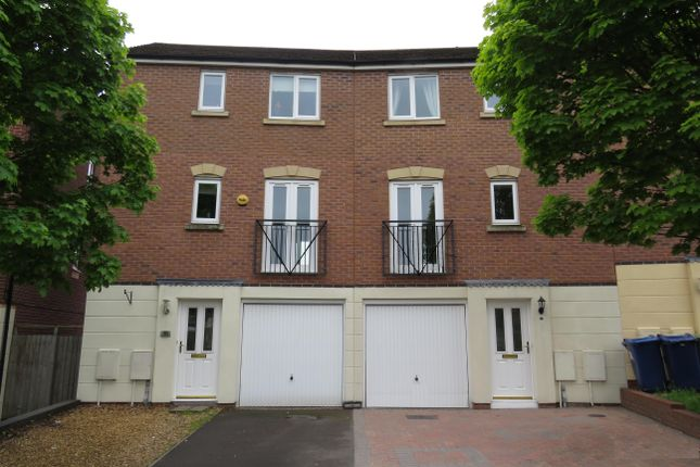 Thumbnail Property to rent in Pheasant Way, Cannock