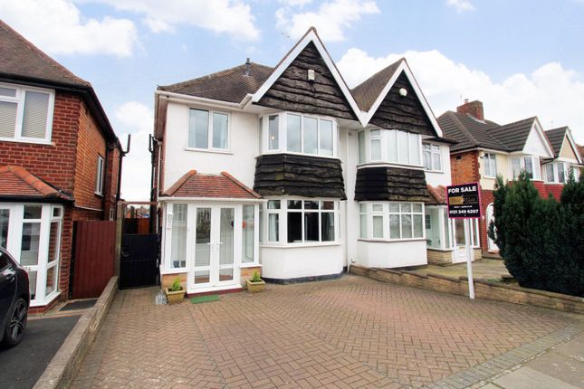 3 bed semi-detached house for sale in Acheson Road, Hall Green, Birmingham B28