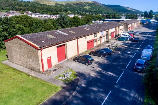 Thumbnail Industrial to let in Ynyswen Road, Treorchy