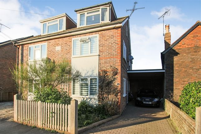 Thumbnail Semi-detached house for sale in 30 School Lane, Ashurst Wood, West Sussex