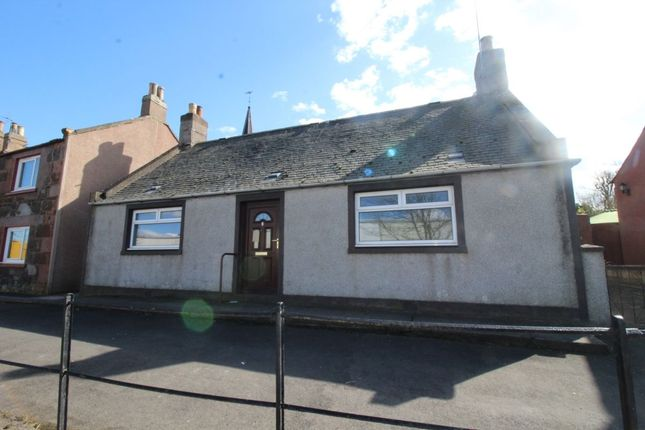 Thumbnail Bungalow for sale in West Terrace, Ferryden, Montrose