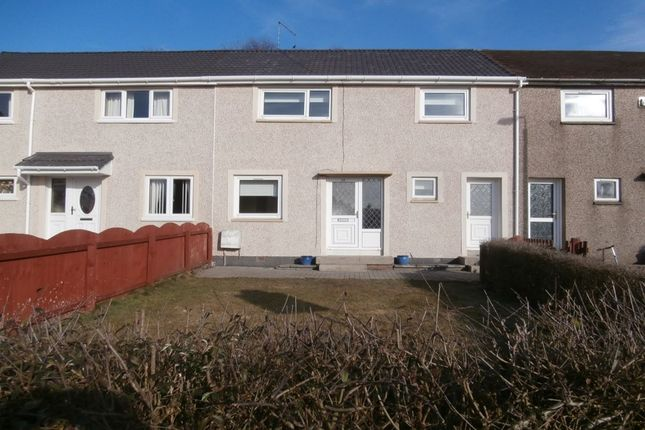 Thumbnail Terraced house to rent in Baird Crescent, Cumbernauld, Glasgow