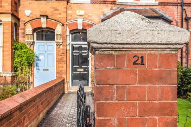 Thumbnail Detached house for sale in Shrubbery Avenue, Worcester, Worcestershire