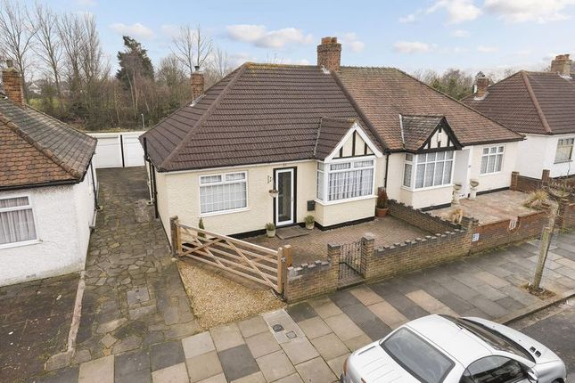 Thumbnail Semi-detached bungalow for sale in Blanmerle Road, London