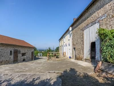 7 bed property for sale in St-Etienne-De-Fursac, Creuse, France