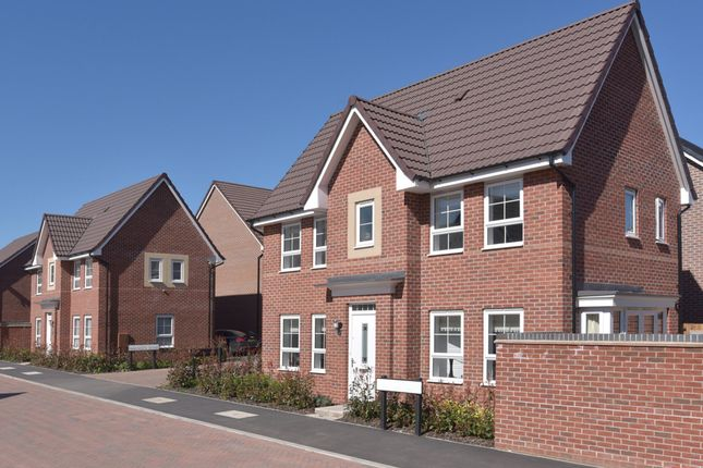"Thumbnail Detached house for sale in ""Morpeth"" at Acacia Way, Edwalton, Nottingham"
