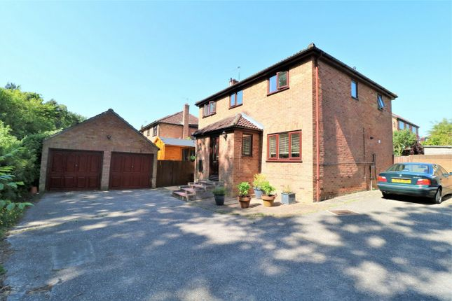 Thumbnail Detached house for sale in Wilson Close, Wivenhoe, Colchester, Essex