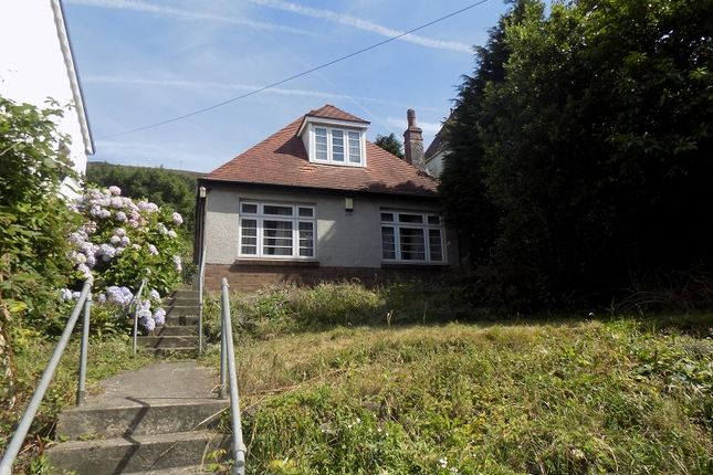 Thumbnail Detached house for sale in Penycae Road, Port Talbot, Neath Port Talbot.