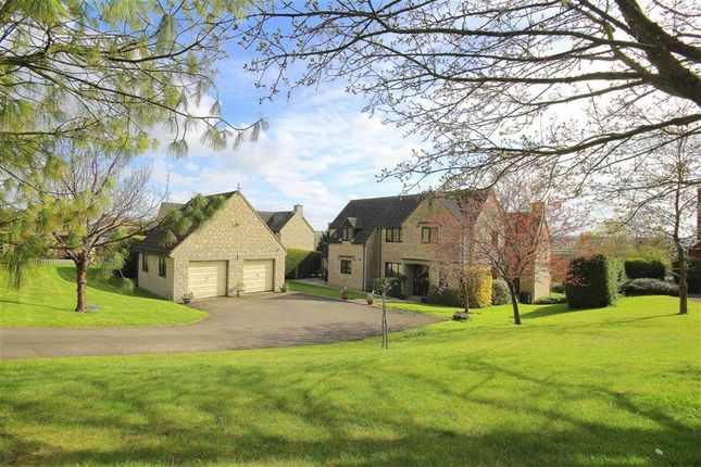 Thumbnail Detached house for sale in Field Rise, Old Town, Wiltshire