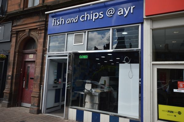 Restaurant/cafe for sale in Smith Street, Ayr, South Ayrshire