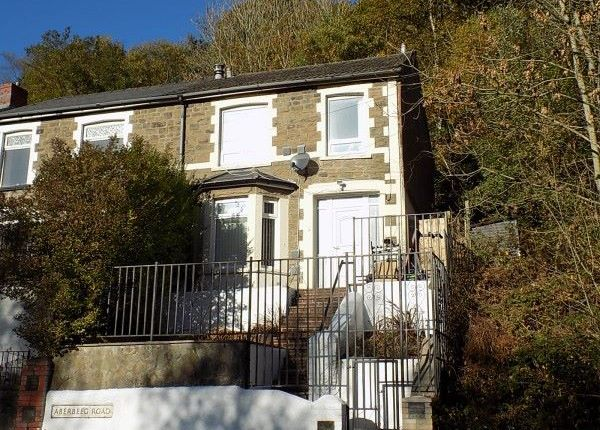 Thumbnail Semi-detached house for sale in Aberbeeg Road, Abertillery