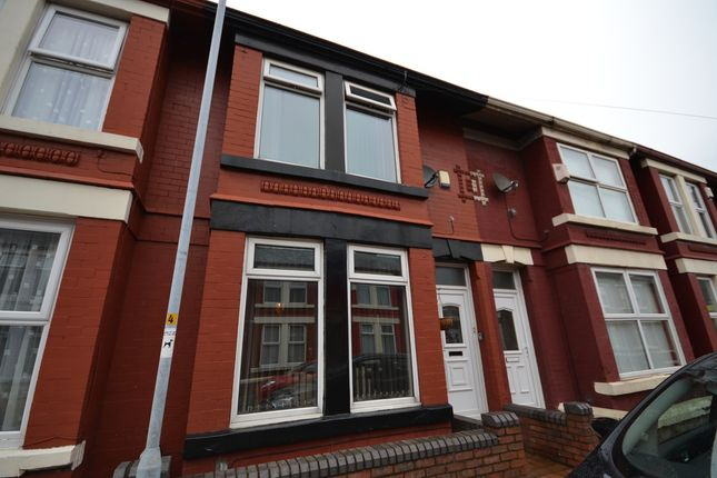 Thumbnail Terraced house for sale in Rufford Road, Bootle