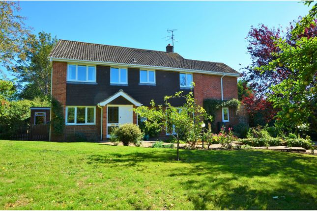 Thumbnail Detached house for sale in Harborough Road North, Northampton