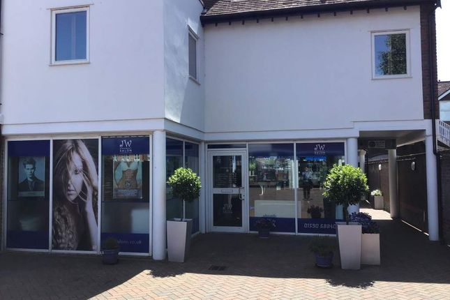 Retail premises for sale in Rashley Mews, Lymington