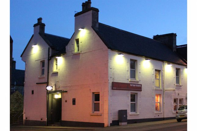 Thumbnail Hotel/guest house for sale in Princes Street, Thurso