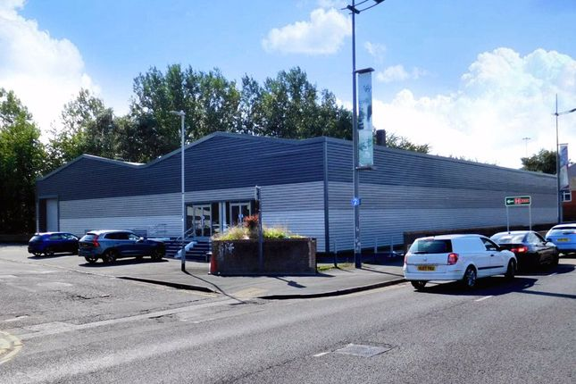 Thumbnail Light industrial for sale in Etruria Road, Stoke-On-Trent