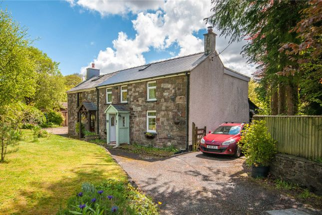 Thumbnail Semi-detached house for sale in Lock Cottages, Long Street, Ystradgynlais, Swansea
