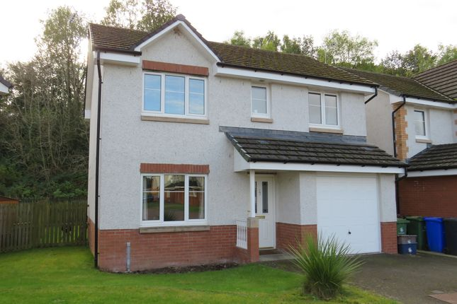 Thumbnail Detached house for sale in Henderson Place, Plean, Stirling