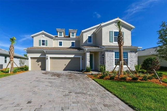 Thumbnail Property for sale in 11913 Blue Hill Trl, Lakewood Ranch, Florida, 34211, United States Of America