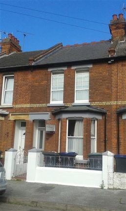 Thumbnail Terraced house to rent in Minster Drive, Herne Bay