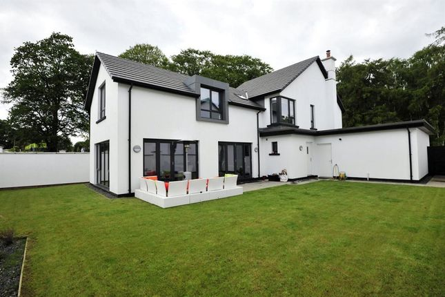 Thumbnail Detached house to rent in The Walled Garden, Dyce, Aberdeen