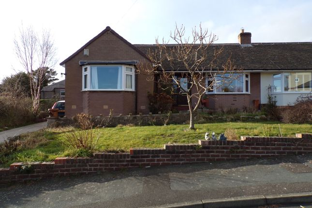 Thumbnail Bungalow for sale in Fairfield Crescent, Oakwood, Hexham