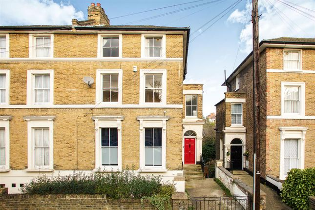 Thumbnail Flat for sale in Peak Hill Avenue, London