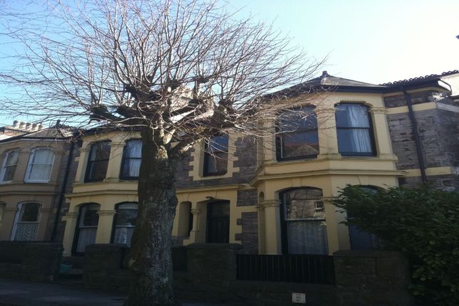 Thumbnail Terraced house to rent in St. Lawrence Road, Plymouth