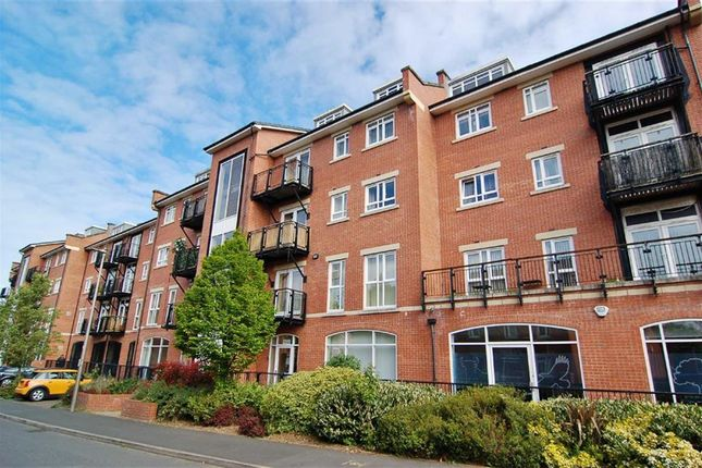 Thumbnail Flat for sale in The Green, Astbury Street, Congleton