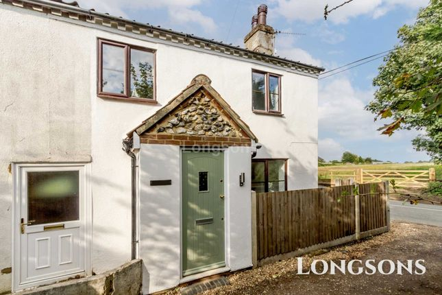 Semi-detached house for sale in Litcham Road, Great Dunham