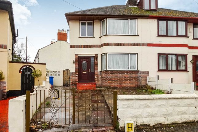 Thumbnail Semi-detached house to rent in Brynhyfryd Avenue, Rhyl