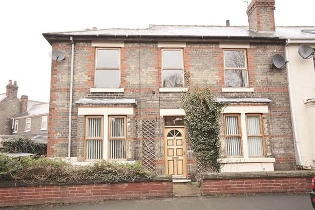 Thumbnail Terraced house to rent in Westfield Road, Selby
