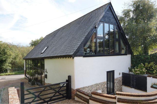 Thumbnail Detached house for sale in Longstock, Stockbridge