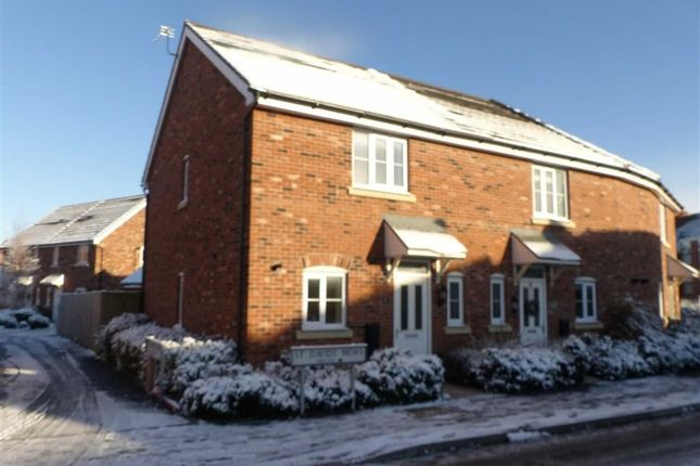 Thumbnail Mews house to rent in St Davids Mews, Abbey Park Way, Crewe