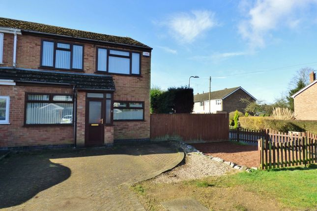 Thumbnail Semi-detached house to rent in Craven Avenue, Binley Woods, Coventry