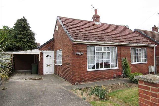 Detached bungalow for sale in Grammar School Walk, Bottesford, Scunthorpe