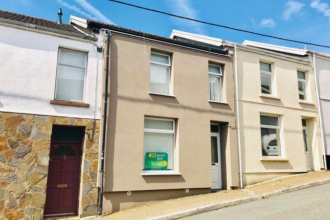 Thumbnail Terraced house to rent in Brynhyfryd Street, Penydarren, Merthyr Tydfil
