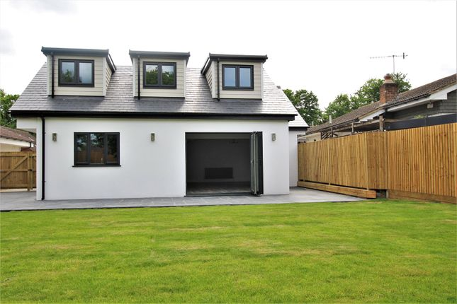 Thumbnail Detached house for sale in Greenview Crescent, Hildenborough, Tonbridge, Kent