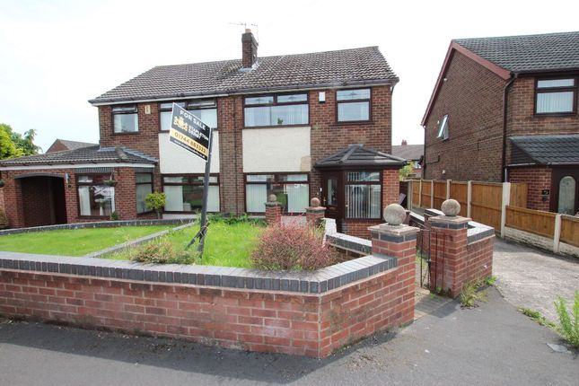Thumbnail Semi-detached house for sale in New Glade Hill, St. Helens