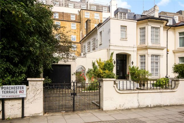 Thumbnail Property for sale in Porchester Terrace, London