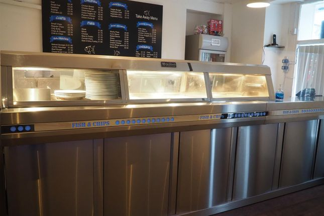 Thumbnail Leisure/hospitality for sale in Fish & Chips CA17, Cumbria