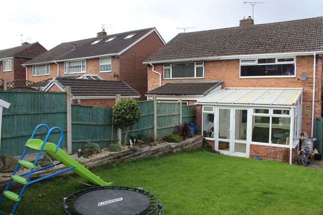 Thumbnail Semi-detached house for sale in William Crescent, Mosborough, Sheffield
