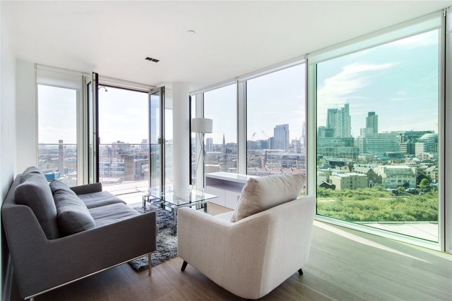 Thumbnail Property to rent in Avantgarde Tower, 1 Avantgarde Place, London