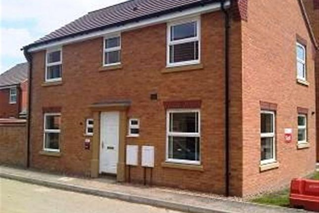 Thumbnail Detached house to rent in Oulton Road, Rugby