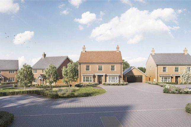 Thumbnail Detached house for sale in Regency Place, Thames Farm, Reading Road, Shiplake