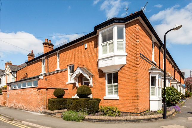 Thumbnail End terrace house for sale in Broad Walk, Stratford-Upon-Avon