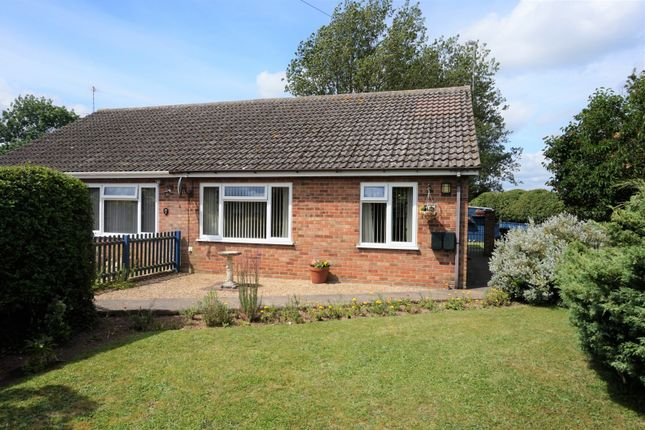 Thumbnail Property for sale in The Paddock, Hemsby, Great Yarmouth