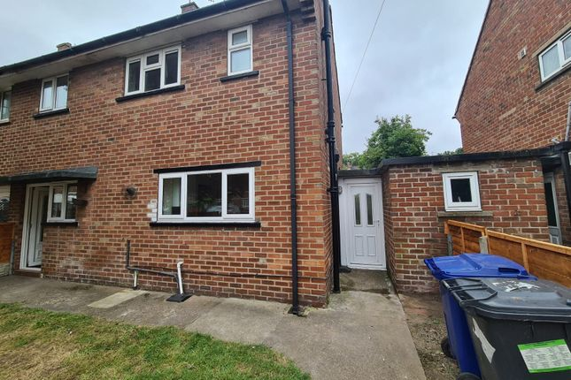 3 bed semi-detached house to rent in Shirburn Gardens, Cantley, Doncaster DN4