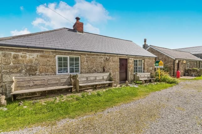 2 bed barn conversion for sale in St. Buryan, Penzance, Cornwall