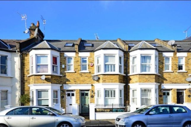Thumbnail Terraced house to rent in Ewald Road, London